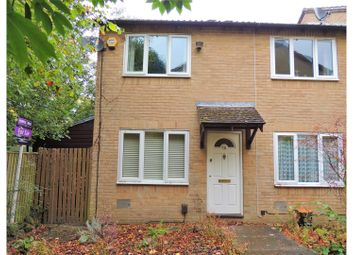 Thumbnail 2 bed end terrace house for sale in Quinion Close, Walderslade Woods, Chatham