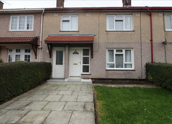 Thumbnail 3 bed terraced house for sale in Porton Road, Kirkby, Liverpool