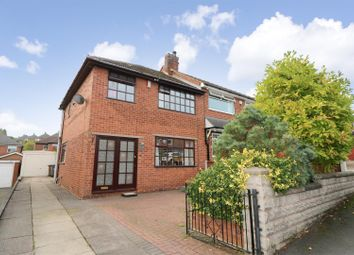 Thumbnail 3 bed semi-detached house for sale in Phillipson Way, Smallthorne, Stoke-On-Trent