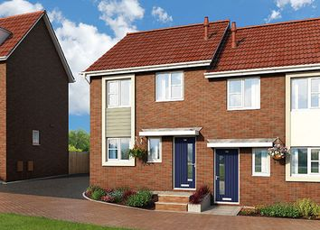 """Thumbnail 3 bedroom property for sale in """"The Cornflower At Meadow View, Shirebrook"""" at Redbridge Close, Shirebrook, Mansfield"""