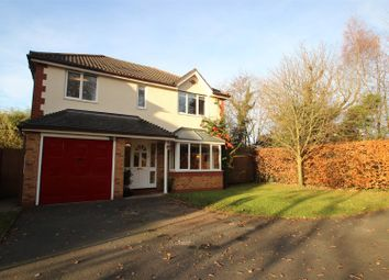Thumbnail 4 bedroom detached house for sale in Cedarwood Drive, Muxton, Telford