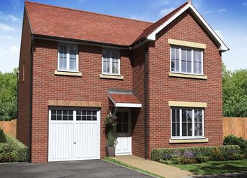 "Thumbnail 4 bed detached house for sale in ""The Keating"" at Laughton Road, Thurcroft, Rotherham"