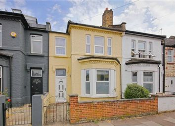 Thumbnail 4 bedroom terraced house for sale in Brownlow Road, London