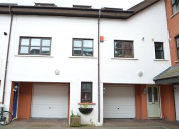Thumbnail 3 bed terraced house for sale in Luxton Court, Cullompton, Devon
