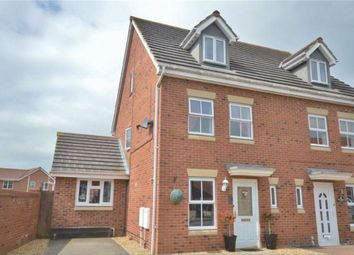 Thumbnail 3 bed semi-detached house to rent in Buttercup Close, Corby, Northamptonshire