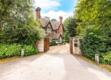 Thumbnail 5 bed detached house for sale in Langleybury, Kings Langley, Hertfordshire