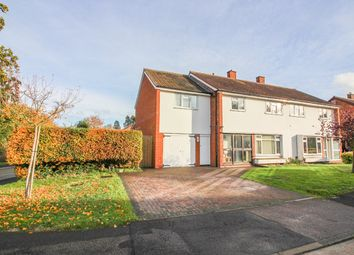 Thumbnail 4 bed semi-detached house for sale in The Gowers, Harlow