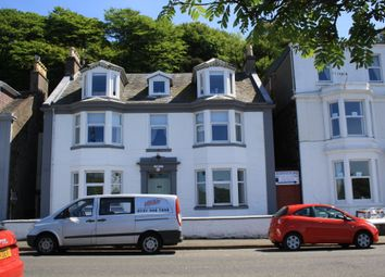 Thumbnail 2 bed flat for sale in Dalmeny House, 14 Battery Place, Isle Of Bute, Rothesay