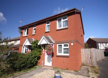 Thumbnail 2 bed semi-detached house for sale in Ladysmith Close, Christchurch, Dorset