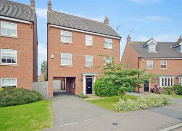Thumbnail 4 bed detached house for sale in Mill Furlong, Coton Meadows, Rugby, Warwickshire
