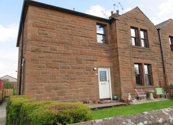 Thumbnail 2 bed flat for sale in Glasgow Street, Dumfries