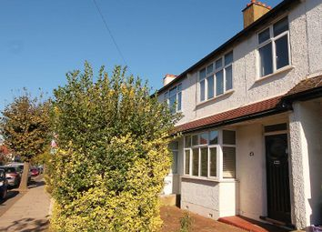 Thumbnail 3 bed terraced house to rent in Belmont Avenue, New Malden