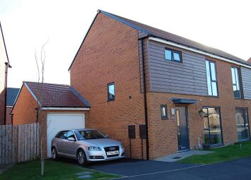 Thumbnail 3 bedroom property for sale in The Acres, Wallsend