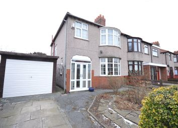 Thumbnail 3 bed semi-detached house for sale in Abbeystead Road, Wavertree, Liverpool