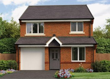 """Thumbnail 3 bed detached house for sale in """"The Carron"""" at Buttercup Gardens, Blyth"""