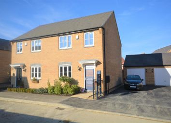 Thumbnail 3 bedroom end terrace house for sale in Greythorn Drive, West Bridgford, Nottingham