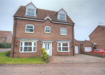 Thumbnail 5 bed detached house for sale in Willowdale Close, Bridlington