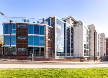 Thumbnail 2 bed flat to rent in Star Wharf, 40 St. Pancras Way, London