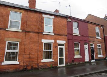 Thumbnail 3 bedroom end terrace house for sale in Minerva Street, Bulwell, Nottingham