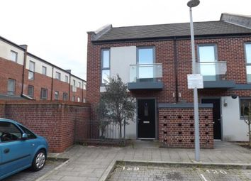 Thumbnail 2 bed end terrace house for sale in Woolston, Southampton, Hampshire
