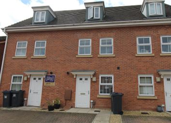 Thumbnail 4 bed terraced house for sale in The Shardway, Shard End, Birmingham