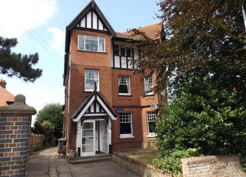 Thumbnail 3 bed flat for sale in Sheringham, Norfolk