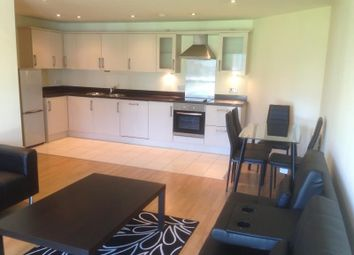 Thumbnail 2 bedroom flat to rent in Masshouse Plaza, Birmingham