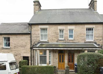 Thumbnail 3 bed terraced house for sale in Lime Grove Avenue, Matlock, Derbyshire