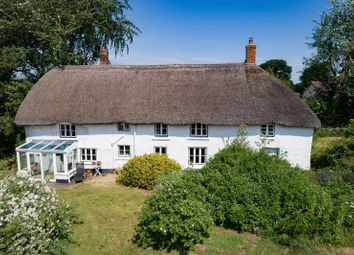 Thumbnail 4 bed cottage for sale in Hittisleigh, Exeter
