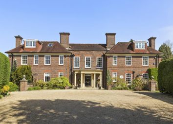 Thumbnail 7 bed detached house to rent in South Ridge, St Georges Hill, Weybridge
