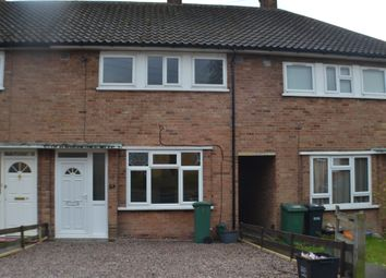 Thumbnail 3 bed terraced house to rent in Radstock Way, Merstham