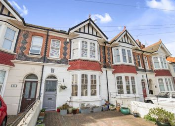Thumbnail 5 bedroom terraced house for sale in Navarino Road, Worthing