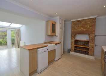 Thumbnail 2 bed semi-detached house to rent in York Road, Weybridge, Surrey