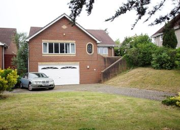 Thumbnail 3 bed detached bungalow for sale in Danecourt Road, Lower Parkstone, Poole