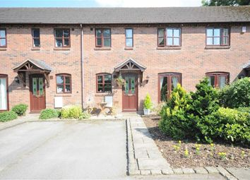 Thumbnail 1 bed town house for sale in Chestnut Drive, Yarnfield, Stone