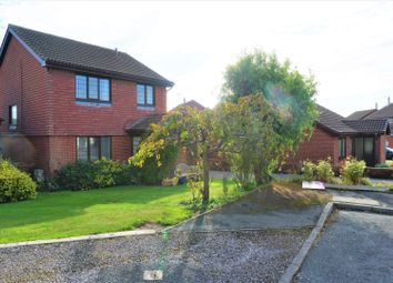 Thumbnail 4 bed detached house for sale in Williams Close, Penymynydd