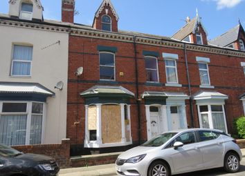 4 bed terraced house for sale in Mitchell Street, Hartlepool TS26