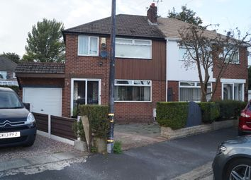 Thumbnail 3 bed semi-detached house for sale in Marine Avenue, Partington