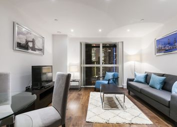 Thumbnail 1 bedroom flat to rent in Jackson Tower, 1 Lincoln Plaza, Canary Wharf, London