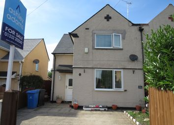 Thumbnail 3 bedroom semi-detached house for sale in Cardigan Street, Chaddesden, Derby