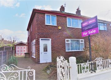 Thumbnail 3 bed semi-detached house for sale in Meltham Avenue, Manchester