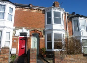 Thumbnail 3 bed terraced house for sale in Newberry Road, Weymouth