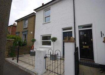 Thumbnail 2 bed semi-detached house to rent in St. Johns Road, Hampton Wick, Kingston Upon Thames
