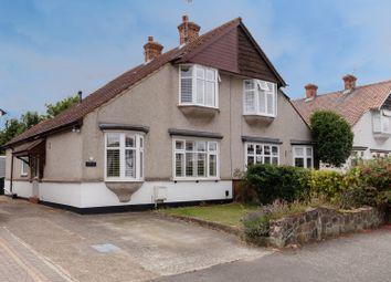 Devonshire Avenue, Dartford DA1. 3 bed semi-detached house