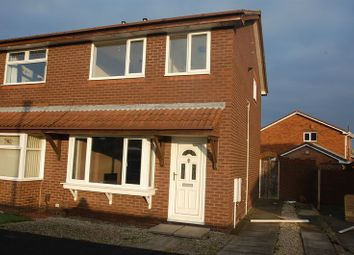 Thumbnail 3 bedroom semi-detached house for sale in Otter Way, Ingleby Barwick, Stockton-On-Tees
