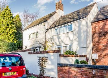 Thumbnail 3 bed detached house for sale in Church Hill, Longdon Green, Lichfield, Staffordshire