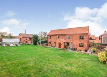 Thumbnail 4 bed barn conversion for sale in Styrrup Court, Styrrup, Doncaster
