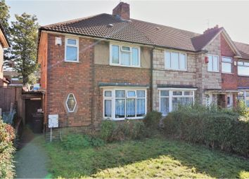 Thumbnail 3 bed end terrace house for sale in Hartley Road, Kingstanding