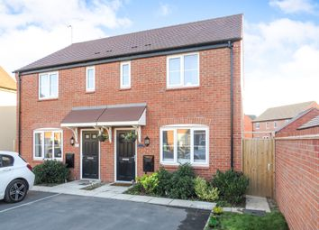 Thumbnail 3 bedroom semi-detached house for sale in Camber Road, Boulton Moor, Derby