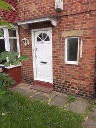 Thumbnail 2 bed flat to rent in Bavington Drive, Fenham, Tyne & Wear